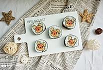 可爱小熊寿司#快乐宝宝餐#的做法