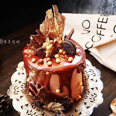 销魂的咖啡力娇酒蛋糕