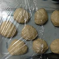 葱香肉松小面包的做法图解6