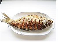 糖醋鱼的做法图解11