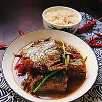 #餐桌上的春日限定#红烧鲅鱼的做法图解18