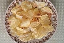微波炉烤薯片(经验篇)【非油炸】的做法