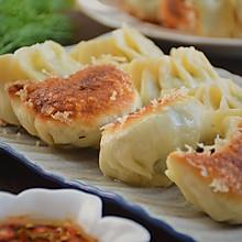 #肉食者联盟#茴香素水煎饺