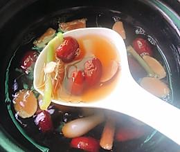 预防感冒汤的做法