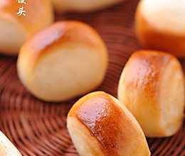 奶香小馒头#九阳烘焙剧场#的做法