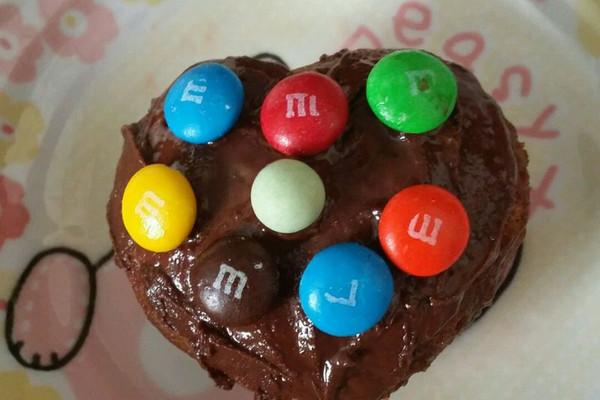 微波炉巧克力蛋糕的做法