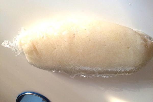 面包机年糕的做法