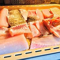 烤箱版的家庭香辣烤鱼的做法图解2