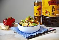 溜豆腐泡 #金龙鱼外婆乡小榨菜籽油 外婆的食光机#的做法