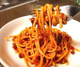 意式经典——肉酱意面的做法