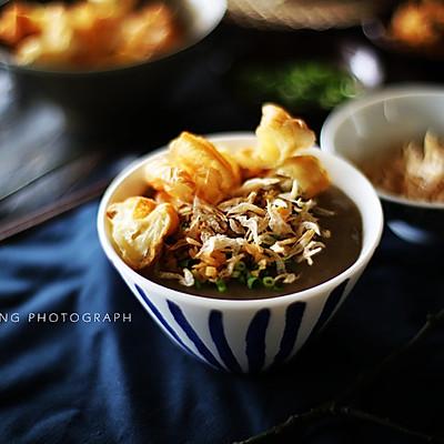 武汉特色小吃  鲜鱼糊汤粉