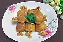 时蔬酿鸡翅的做法