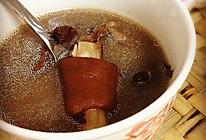 羊肉黑豆汤——补肾壮阳补气血、暖胃健脾祛风解毒壮筋骨。的做法