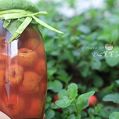 自制山楂罐头(无添加剂也能一年不坏)