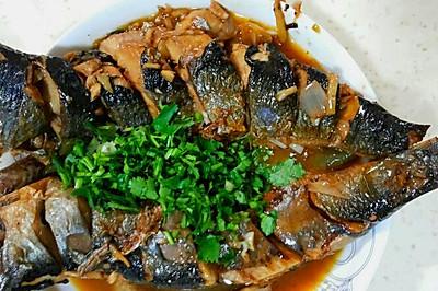我最爱家常菜~家常青鱼