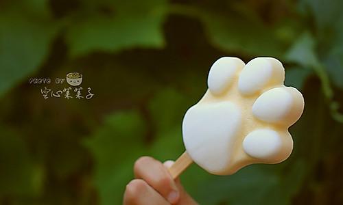 【大脚板酸奶棒冰】——小熊酸奶机试用的做法
