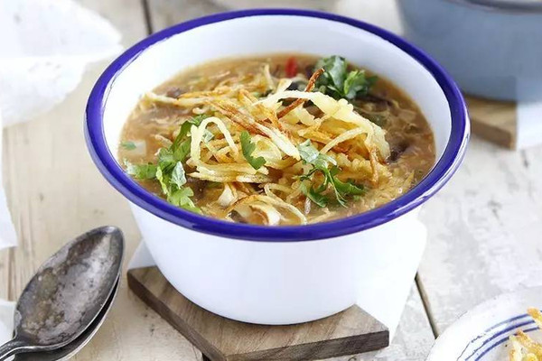 ★素烩汤★的做法