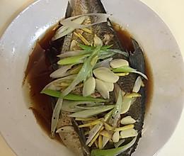 蒸武昌鱼的做法