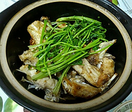 鱼腩煲的做法