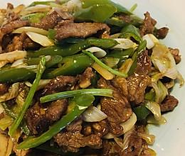 京葱爆羊肉片的做法