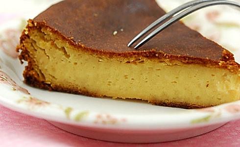 焦糖乳酪蛋糕的做法