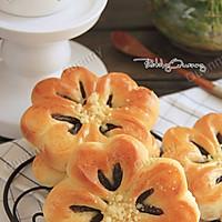 四叶草豆沙面包#急速早餐#的做法图解25