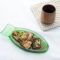 青蒜酱油煎豆腐的做法图解4