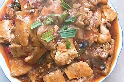 红烧豆腐,简单易做