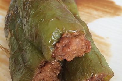 虎皮青椒肉