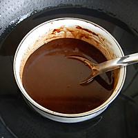 浓情巧克力蛋糕#haollee烘焙课堂#的做法图解3