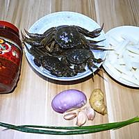 """大闸蟹炒年糕#""""蟹""""意浓浓在京东#的做法图解1"""