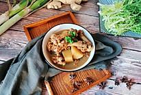 鸡腿骨炖土豆#肉食者联盟#的做法
