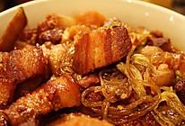 猪肉白菜炖粉条子的做法