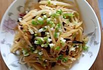 香辣土豆丝的做法