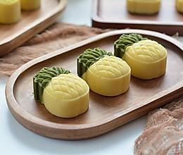 #鲜到鲜得,月满中秋,沉鱼落宴#  入口即化的奶香绿豆糕的做法