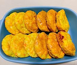 超级好吃的虾饼饼的做法