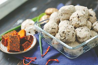 小寒来一份香菇贡丸,下火锅吃好暖和