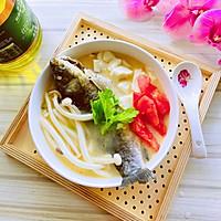 #白色情人节限定美味#鲫鱼豆腐汤的做法图解8