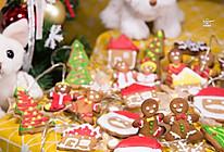 圣诞姜饼小人的做法