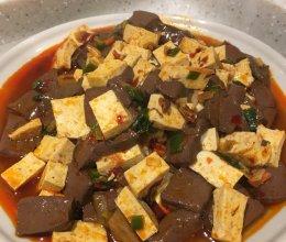 鸭血豆腐 好吃的不得了的做法