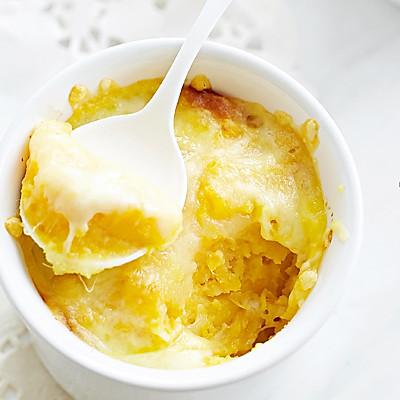 芝士焗红薯(秋冬暖胃)