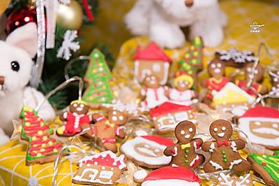 圣诞姜饼小人