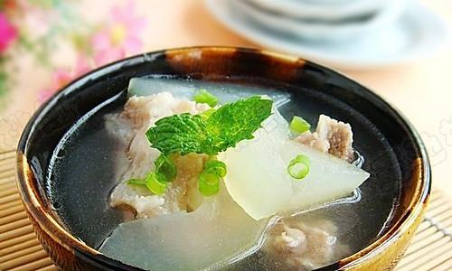 大骨冬瓜汤 的做法