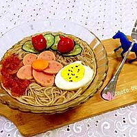 花式荞麦冷面#我的品道美食#的做法图解8