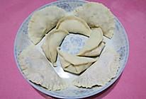 韭菜盒子+手工饺子的做法