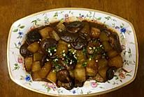 香菇红烧冬瓜的做法