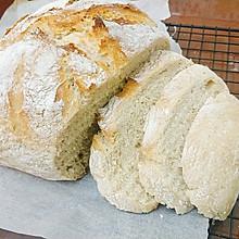 年少时的骄傲与倔强|法式乡村面包