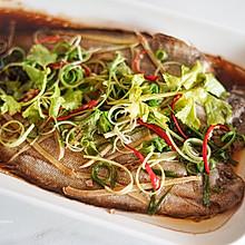 年夜饭之年年有鱼【清蒸鱼】(踏板鱼)