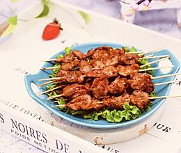 香辣孜然烤鸡胗#做道好菜,自我宠爱!#的做法