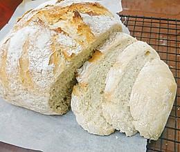 年少时的骄傲与倔强|法式乡村面包的做法